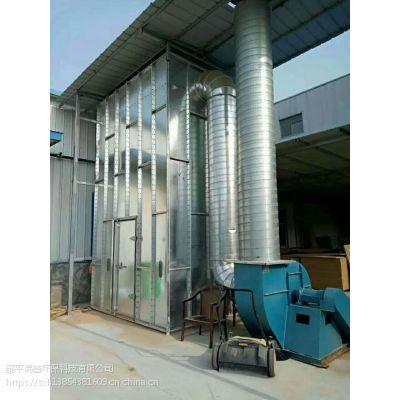 供应山东亮普废气处理设备 漆雾净化 废气处理UV光氧催化设备