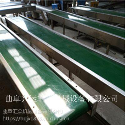 供应皮带输送机专业生产 纸箱装车可移动皮带输送机