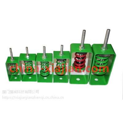 落地阻尼弹簧减振器厂家【厦减减震器】现货
