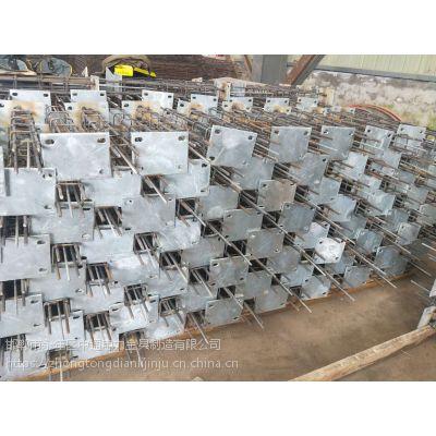 邯郸中通预埋件 现货批发180*240*10钢板 铁路桥梁预埋件