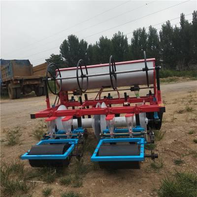 河南多功能小麦播种机 富兴大豆玉米高粱播种机 玉米大豆精播机厂家价格