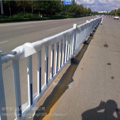 出售现货锌钢市政隔离栏 定做道路护栏