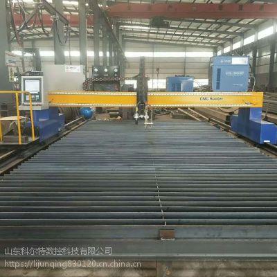 青州KET-3014龙门式火焰切割机 厚钢板等离子切割机 潍坊临朐科尔特数控科技
