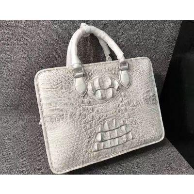 【定制送礼包】包包2017新款女包手提包大包简约单肩包女斜挎包鳄鱼纹凯莉铂金包