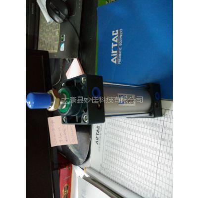 亚德客型标准气缸SC40*350铝合金采用进口密封圈SC40X350标准气缸