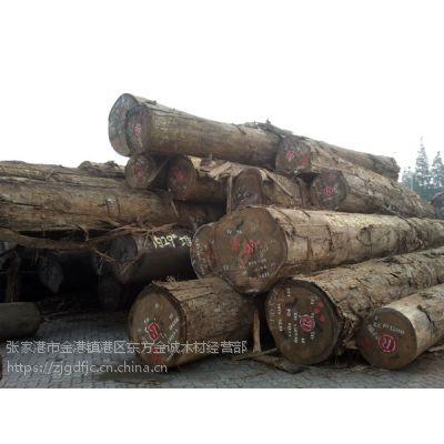 张家港现货供应进口阿尤丝原木 阿尤丝板材