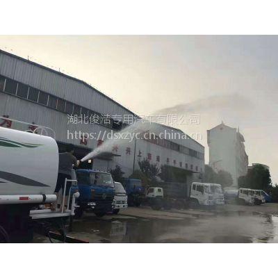 东风12吨园林绿化洒水车3000ml