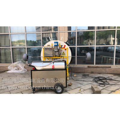 SERBOT ISC建筑外墙保洁机器人