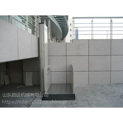 复式楼房私人订制老年人残疾人电梯 小型无障碍平台启运销售衡阳市