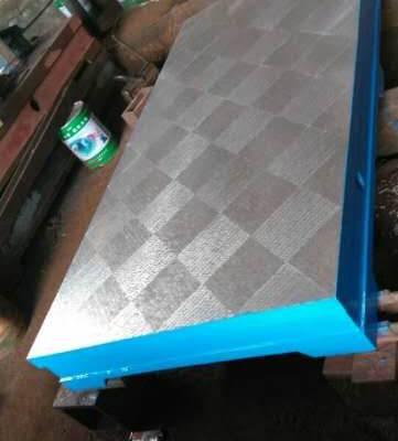 鼎旭专业加工定制焊接平板工作台|欢迎有意者参观采购