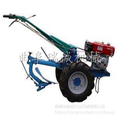 12马力农田旋耕机械 出售高质量手扶拖拉机 瑞诚农业机械