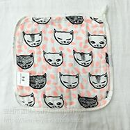 纯棉新款口水巾方巾