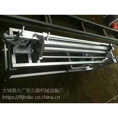扬州生产小型卷板机 手动辊圆机 电动卷圆机