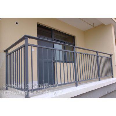 武汉仿木纹阳台栏杆,镀锌管护窗围栏HC,武汉玻璃阳台栏杆Q235,组装护窗围栏,