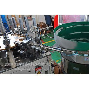 自动化设备厂商,刀片装盒设备,新力光刀片装盒机