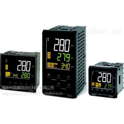 深圳欧姆龙E5CC-800数字温控器一级代理商