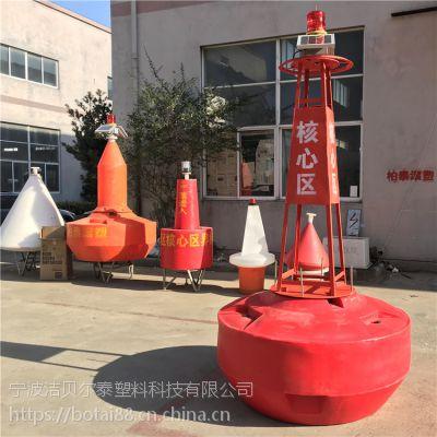 热销超高分子量塑料浮标1.8米组合式灯浮批发
