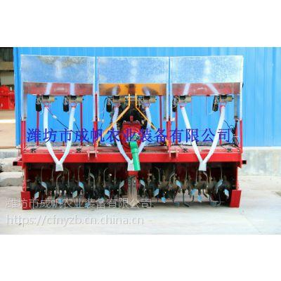 提高效率节约成本的起垄铺膜机 成帆农业装备