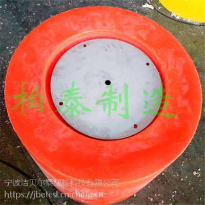 航道安全警示浮标塑料警示航标照片
