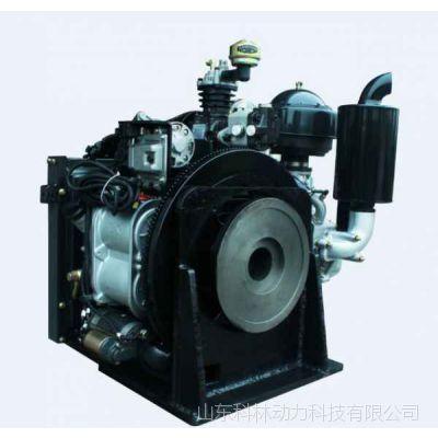 直连动力式柴油发动机