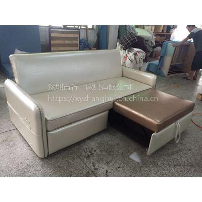 深圳公寓沙发床定制厂家 行一家具 简约现代