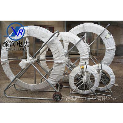 电力加厚车/玻璃钢穿孔器/穿线器/引线12m150米