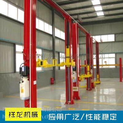 济南4S店汽车维修用龙门液压举升机 厂家直销售后无忧