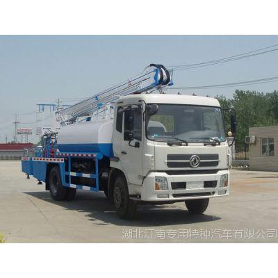 东风天锦高空作业洒水车、多功能绿化喷洒车13872881898