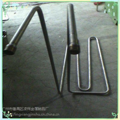 优质【19钛盘管降温器】厂家直销 电镀设备专用钛弯管降温器加工