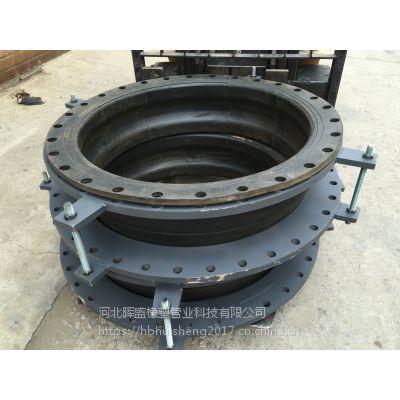 厂家专业制作橡胶软连接 可曲挠橡胶软接头 质量保证