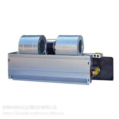 骏安达风管机 卧式暗装风机盘管 FP-136WA暗藏盘管机 冷暖水空调末端