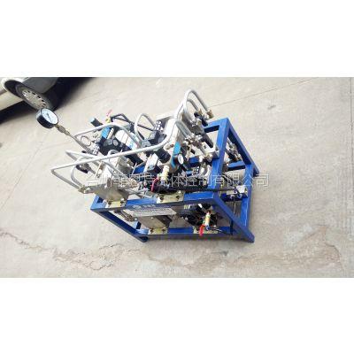 激光切割 氧气切割氮气增压系统 氧气加压稳压装置ZTS系列菲恩特厂家销售