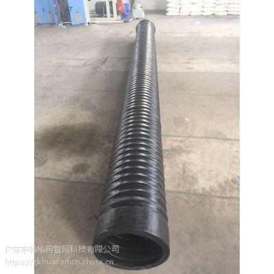 广东大口径排水管厂家浅谈HDPE双壁波纹管