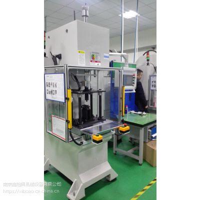 数控压装机--精密数控压装液压机力位移检测,闭环控制