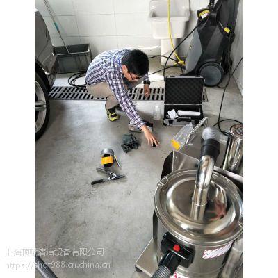 供应雕刻机专用吸尘器WX-2230FB小型台式吸粉尘铁屑用威德尔直销