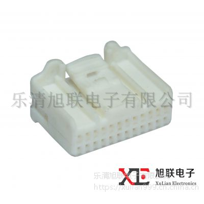 汽车连接器/护套/端子/接插件 1318917-1 国产安普件现货
