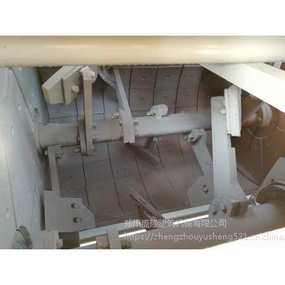 郑州强力搅拌机配件JS1000搅拌机轴端密封齿轮衬板配件大全