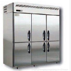 松下 Panasonic六门冷藏冰箱 SRR-1881CP六门高身高温雪柜 风冷无霜冷藏冰箱