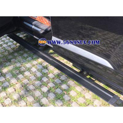 奥迪Q7电动踏板,19款Q7电动踏板,07-19款Q7安装电动踏板数车垒改装***专业
