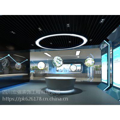成都公装公司_成都企业展厅装修设计_成都酒店装修设计