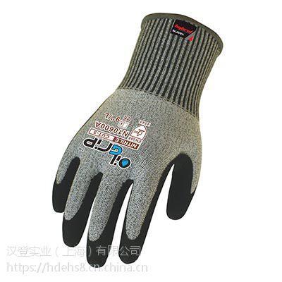 雷克兰22-1613 SpiderGrip芳纶浸丁腈胶弹性防切割手套