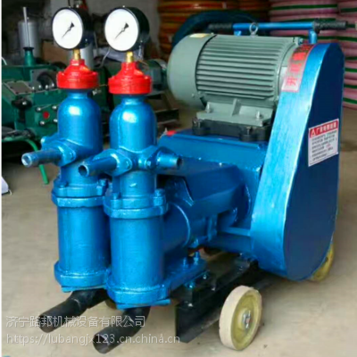 路邦活塞式双液注浆泵