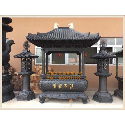 z168温州铸铁香炉铸造厂家,苍南铸铜香炉生产厂家