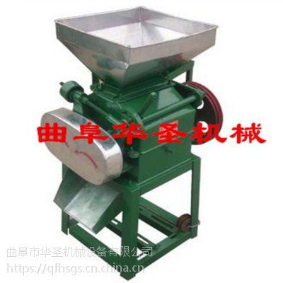 带铲料功能挤扁机 立式加工挤扁机