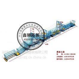 青少年障碍赛组合 沧州鑫狮 拓展器材 中低空拓展器械 厂家直销 尺寸可定制