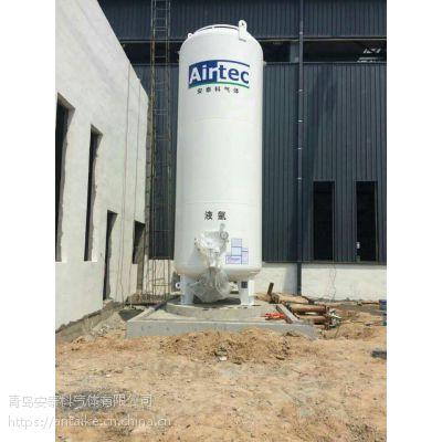 厂家不锈钢储气罐立式低温储罐 液氧站液氮站 液氩储罐二氧化碳低温液体储罐