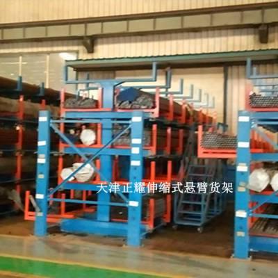 沈阳管材存放货架 正耀ZYHJ100002厂家直销 燃气管道存储 石油管道