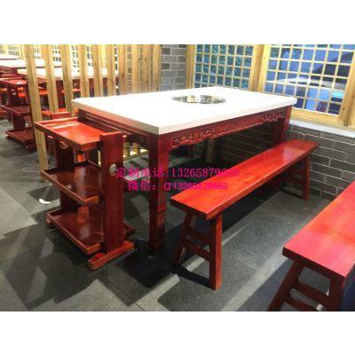 大理石火锅桌图片,串串香火锅椅子价格,串串香火锅桌图片报价