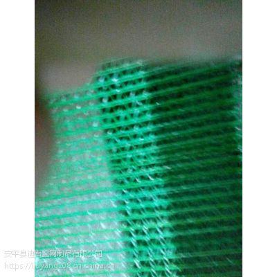 厂家批发 工地盖土网 两针三针遮阳网 8*40米绿色黑色抑尘网