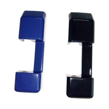 汇禾HH-WZ-08定制箱包五金配件 合金挽手座21g箱包扣锁扣 高档电镀工艺不变色来图来样价格定制